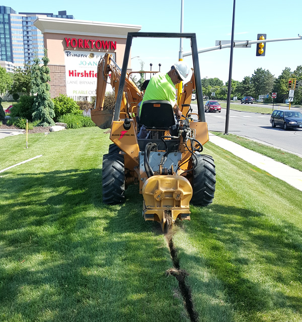 Cable Trenching and Cable Plowing