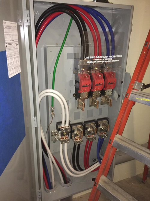 Industial Electrical Services