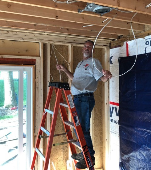 Residential Electrical - Wiring